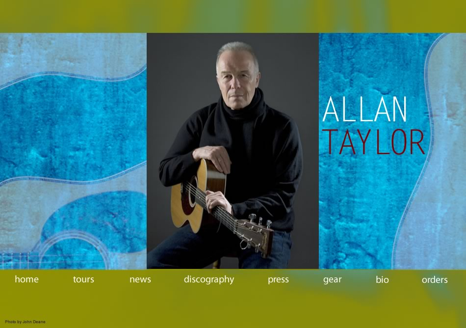 Allan Taylor Home Page